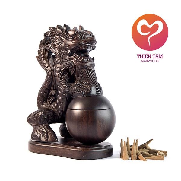Rồng Xông Trầm ( Size 25 )